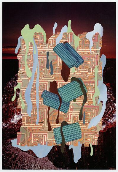 Michael Robinson, 'Blood Moon Rising', 2015
