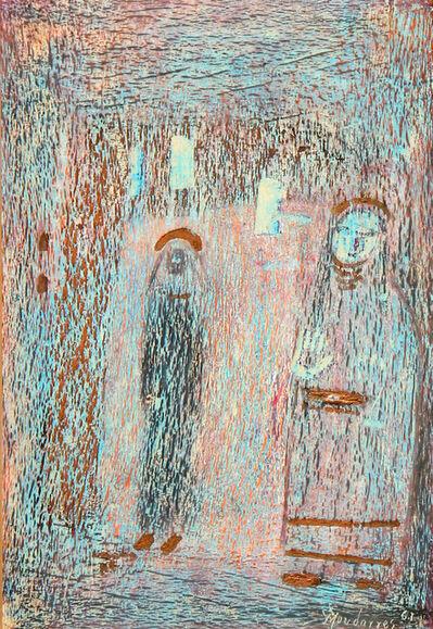 Fateh Moudarres, 'Senza titolo', 1961