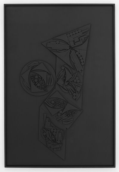 Louise Nevelson, 'Northern Shores I', 1966