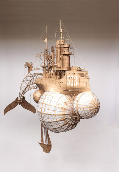 Jeroen van Kesteren, 'Humpback Dreadnought'