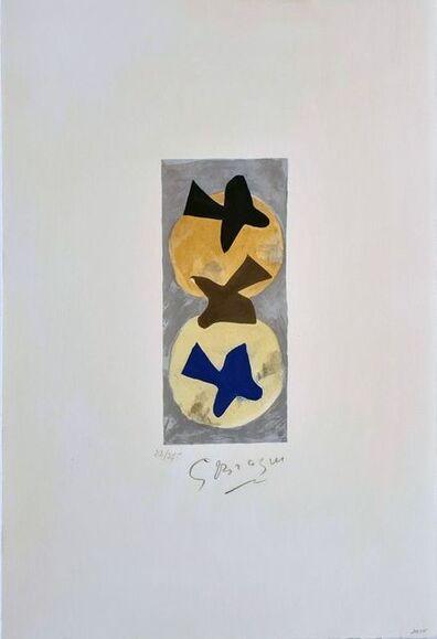 Georges Braque, 'Soleil et Lune I ', 1959