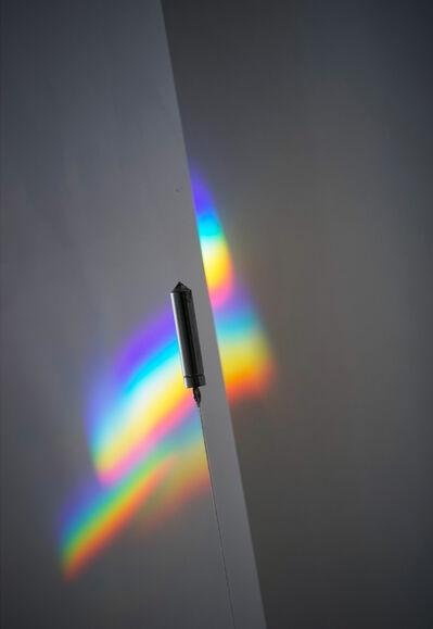 Flo Maak, 'Broken Rainbow', 2017