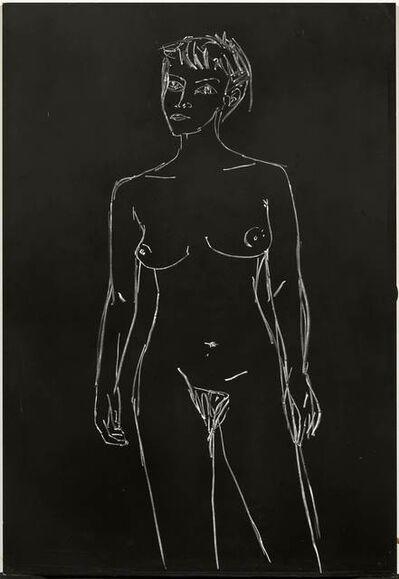 Stephan Balkenhol, 'Untitled', 1993