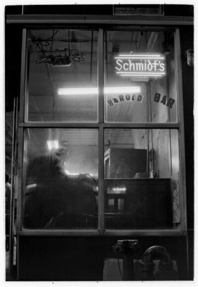 Masao Gozu, 'Harry's Bar #19, 1am, February', 1981