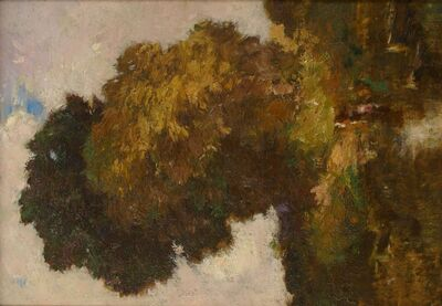 Frederick Kost, 'Billowing Trees', ca. 1910