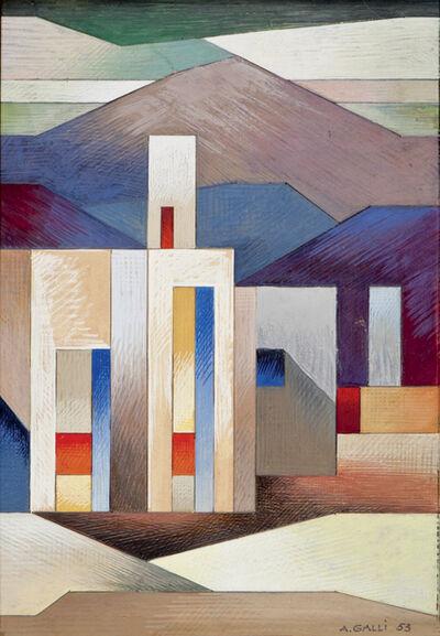 Aldo Galli, 'Como', 1953