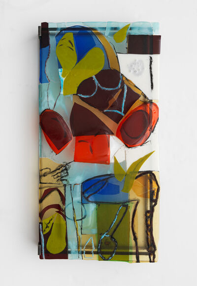 Jessica Jackson Hutchins, 'Paw Print', 2017