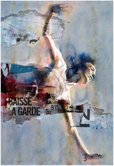 Bruce Clarke, 'Baisse la garde', 2017