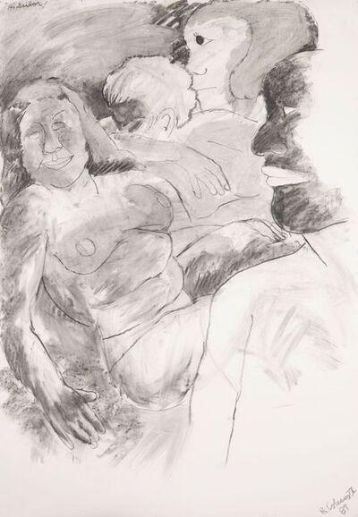 Robert Colescott, 'Salior', 1987