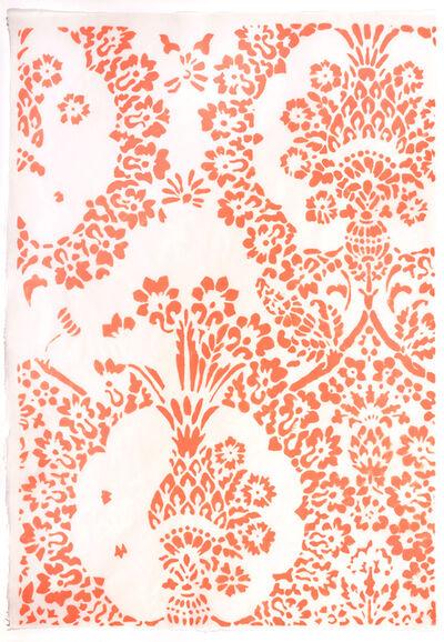 Teresa Cole, 'Pink Velvet Pattern', 2015
