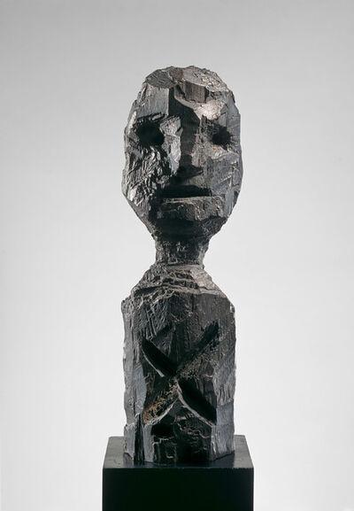 """A.R. Penck, '""""Selbstkopf I""""', 1984"""