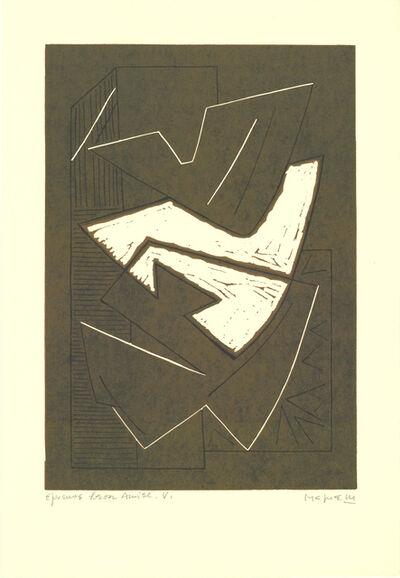 Alberto Magnelli, 'Untitled XI', 1970