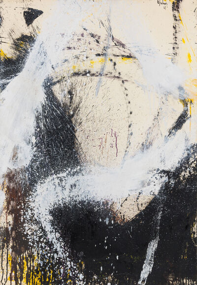 Norman Bluhm, 'Untitled', 1961