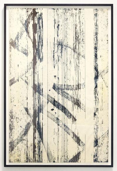 Gregor Hildebrandt, 'In den eigenen vier Wänden wir müssen uns verschwenden', 2008