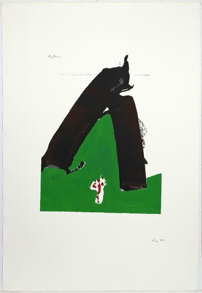 Robert Motherwell, 'Basque Suite', 1971