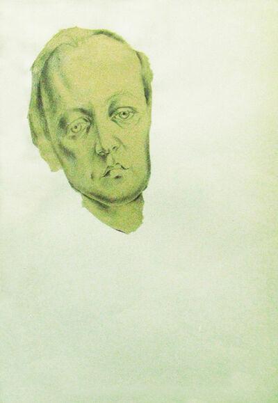 Hedda Sterne, 'Portret of Victor Brauner ', 1935-1937