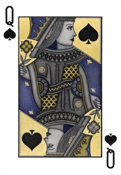 Yelena York, 'Queen of Spades', 2018