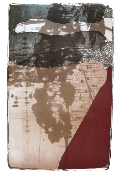 Célia Eid, 'Topographies III', 2014