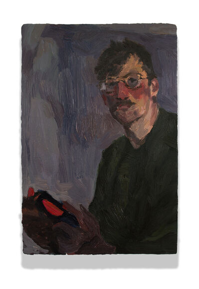 Samuel C. Guy, 'Self Portrait with Controller', 2019