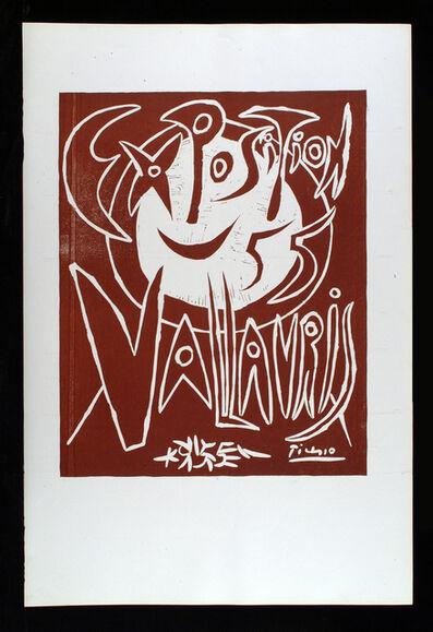 Pablo Picasso, 'Exposition 55 Vallauris', 1955