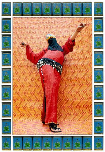 Hassan Hajjaj, 'Man Bellydancer', 2012/1433