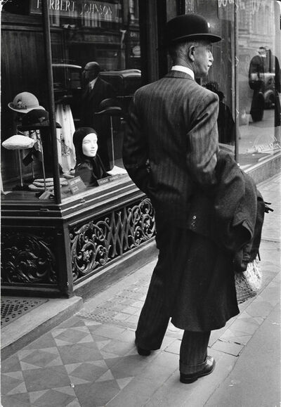 Inge Morath, 'shopping', 1953