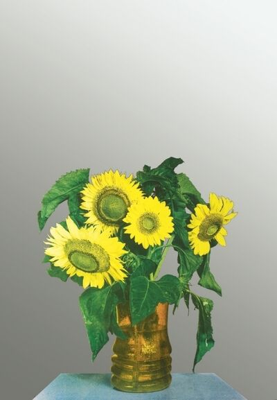 Michelangelo Pistoletto, 'Sunflowers (Girasoli)', 1969