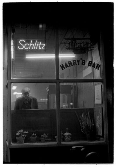 Masao Gozu, 'Harry's Bar #5, 11pm, October', 1976