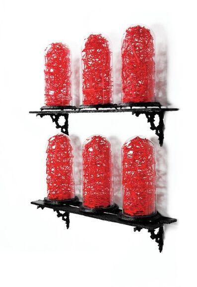 Arne Quinze, 'Chaoslife Glassbells 160313 (6 glassbells)', 2013
