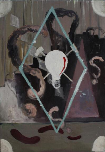 Manuel Ocampo, 'The Compensatory Motif for an Amateur Avant-Gardiste', 2011