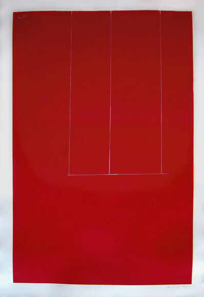 Robert Motherwell, 'London Series I', 1970