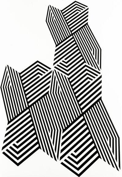 Franco Grignani, 'Psicostruttura n.575', 1974
