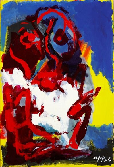 Karel Appel, 'Untitled', 1982