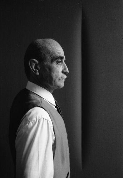 Ugo Mulas, 'Lucio Fontana, Milano', 1964-2019