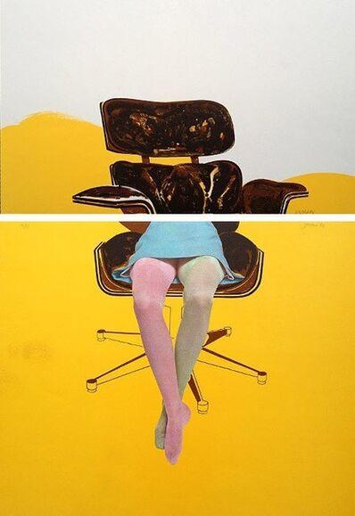 Allen Jones, 'Life Class VIII', 1968
