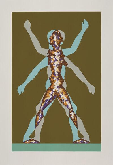 Jonathan Borofsky, 'Male/Female', 2000