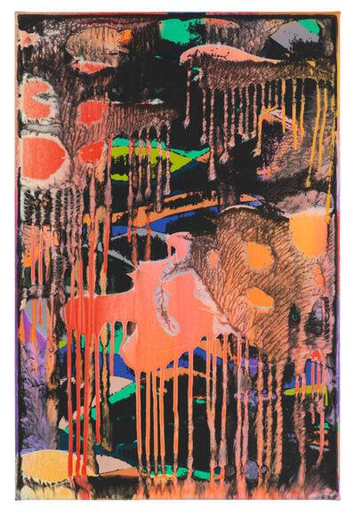 Christine Streuli, 'Warpainting', 2016