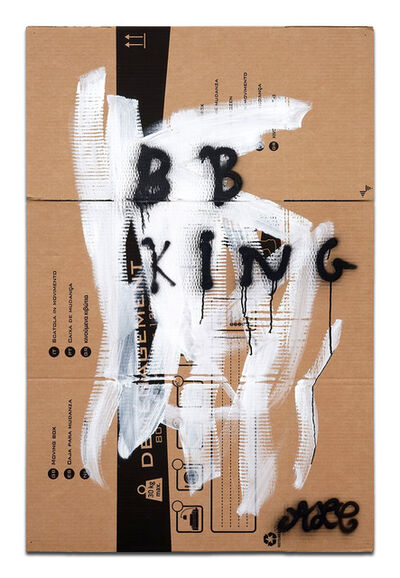 Anne-Lise Coste, 'B.B. King', 2015