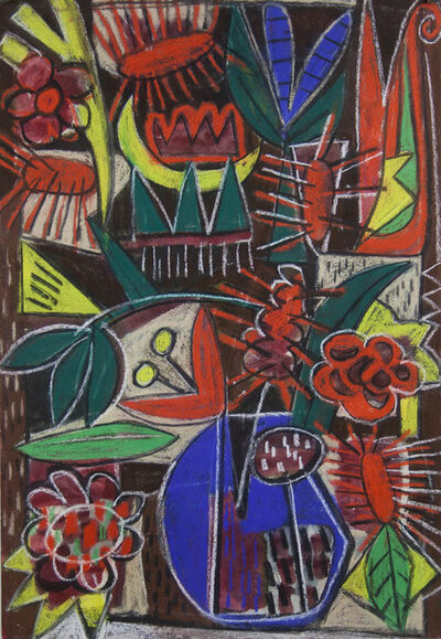 Pasquale Giardino, 'Still Life with Native Flowers', 1998