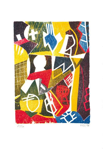 Jan Voss, 'Maison sans maitre', 1998