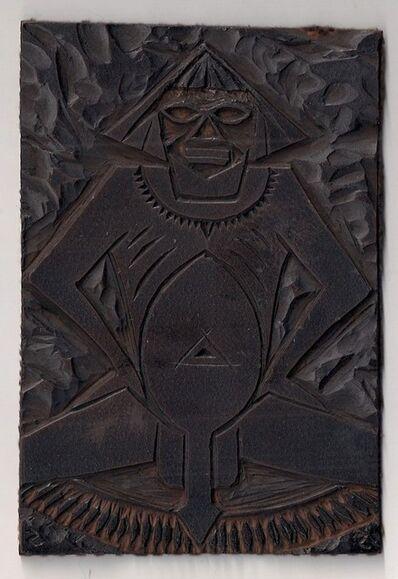 Stefan Szmaj, 'Idol II First Father, from the series Idols ', 1920