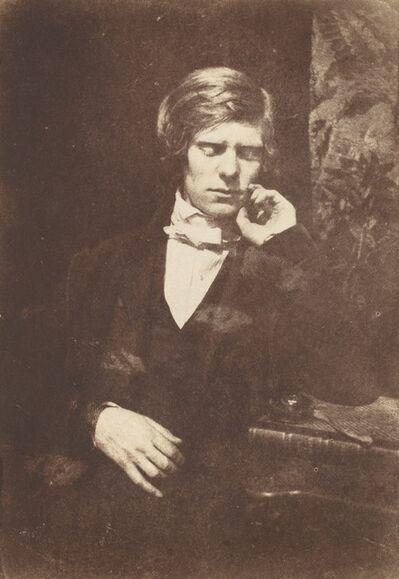 Hill & Adamson, 'James Archer', 1843-1847