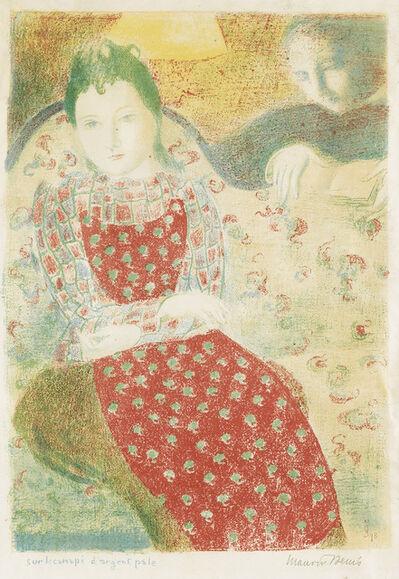 Maurice Denis, 'Sur la Canape d'Argent pale', 1898