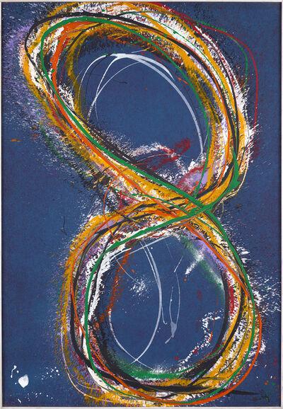 Dan Christensen, 'Crazy Eight', 2006