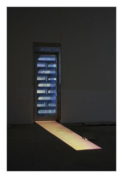 South Ho Siu Nam 何兆南, 'Space and Energy 空間與能量', 2017