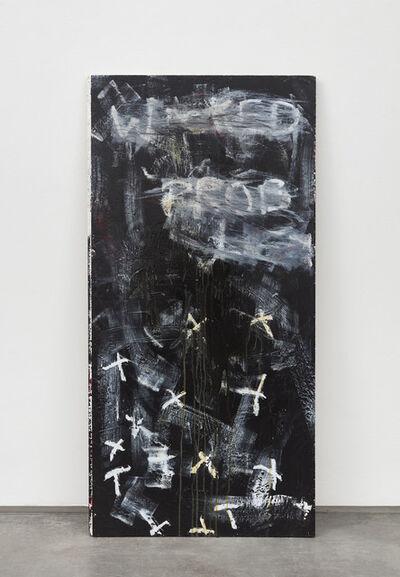 Allison Janae Hamilton, 'Yard Sign VIII (Wicked Problem)', 2018
