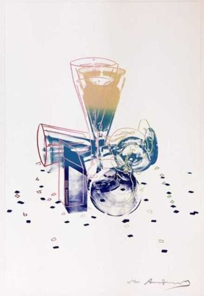 Andy Warhol, 'Committee 2000 AP', 1982