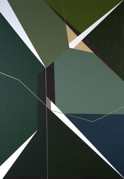 Yan Güaracy, 'Matices de Oxóssi', 2018