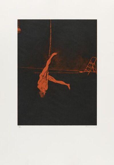 Norbert Tadeusz, 'Untitled (Akt am Seil)', 2003