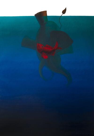 Majd Kurdieh, 'Untitled, Surrender to Love series', 2018